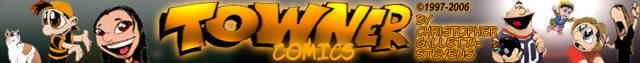 The Official Towner Comics website